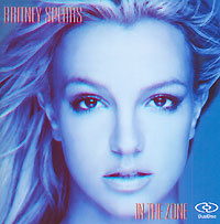 Обложка альбома «In The Zone» (Britney Spears, 2006)