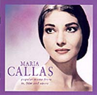 Обложка альбома «Popular Music From Tv, Film And Opera» (Maria Callas, ????)