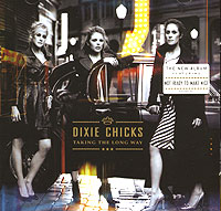 Обложка альбома «Taking The Long Way» (Dixie Chicks, 2006)