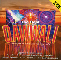 Обложка альбома «The Best Qawwali Album In The World… Ever!» (Qawwali, 2006)