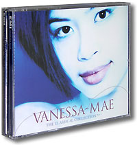 Обложка альбома «The Classical Collection. Part 1» (Vanessa Mae, 2000)