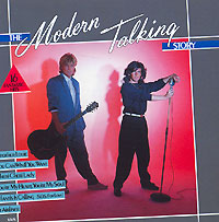 Обложка альбома «The Modern Talking Story» (Modern Talking, 2006)