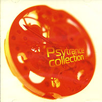 Обложка альбома «Psytrance Collection» (2005)