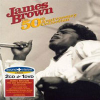 Обложка альбома «50th Anniversary Collection. Deluxe Sound & Vision» (James Brown, 2006)