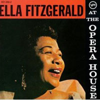 Обложка альбома «At The Opera House» (Ella Fitzgerald, 2006)