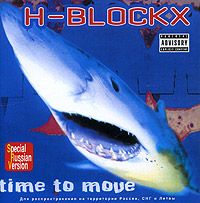 Обложка альбома «Time To Move» (H-Blockx, 1994)