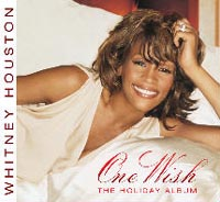 Обложка альбома «One Wish. The Holiday Album» (Whitney Houston, 2003)