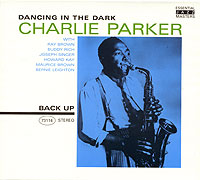 Обложка альбома «Dancing In The Dark» (Charlie Parker, 2004)