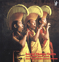 Обложка альбома «Sacred Tibetan Chants: From The Great Prayer Festival» (Monks Of The Drepung Loseling Monastery, 2002)
