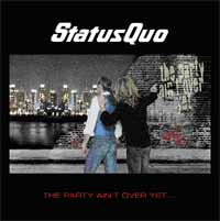 Обложка альбома «The Party Ain't Over Yet» (Status Quo, 2005)