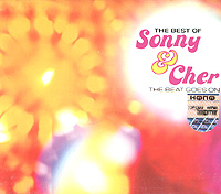 Обложка альбома «The Best Of Sonny & Cher. The Beat Goes On» (Sonny & Cher, 2004)