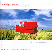 Обложка альбома «The Chillout Lounge» (2005)