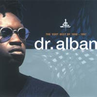 Обложка альбома «The Very Best Of 1990 — 1997» (Dr. Alban, 1997)
