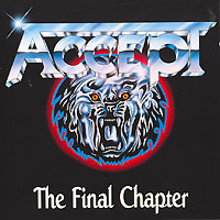 Обложка альбома «The Final Chapter» (Accept, 2001)