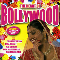 Обложка альбома «The Heart Of Bollywood» (2006)