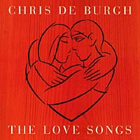 Обложка альбома «The Love Songs Album» (Chris De Burgh, 1997)