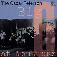Обложка альбома «The Oscar Peterson. Big 6 At Montreux» (Oscar Peterson, 1997)