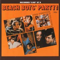 Обложка альбома «Beach Boys» Party / Stack-O-Tracks» (The Beach Boys, 2001)