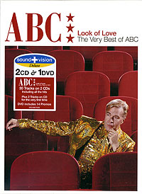 Обложка альбома «Look Of Love. Very Best Of ABC» (ABC, 2005)