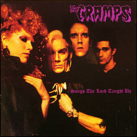 Обложка альбома «Songs The Lord Taught Us» (The Cramps, 1989)