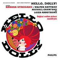 Обложка альбома «Hello Dolly: Original Motion P» (Original Soundtrack, 1994)