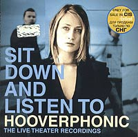 Обложка альбома «Sit Down And Listen To Hooverphonic» (Hooverphonic, 2003)