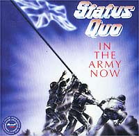 Обложка альбома «In The Army Now» (Status Quo, 1986)