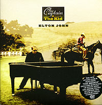 Обложка альбома «The Captain And The Kid» (Elton John, 2006)