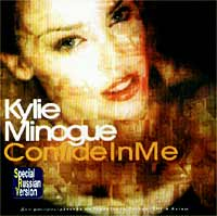 Обложка альбома «Confide In Me» (Kylie Minogue, 2002)