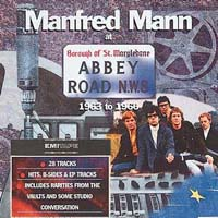 Обложка альбома «Manfred Mann At Abbey Road» (Manfred Mann's Earth Band, ????)