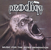 Обложка альбома «Music For The Jilted Generation» (The Prodigy, 2004)