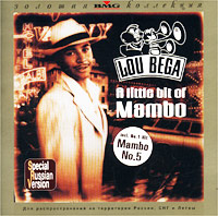 Обложка альбома «A Little Bit Of Mambo» (Lou Bega, 1999)