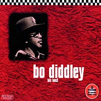Обложка альбома «His Best» (Bo Diddley, 1997)