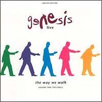 Обложка альбома «Live — The Way We Walk Vol.2» (Genesis, ????)