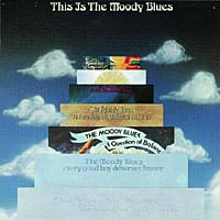 Обложка альбома «This Is The Moody Blues» (The Moody Blues, 1990)