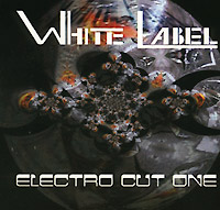 Обложка альбома «White Label. Electro Cut One» (1998)