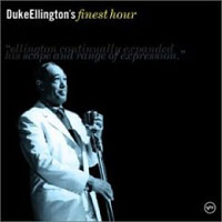 Обложка альбома «Duke Ellington's Finest Hour» (Duke Ellington, 2006)