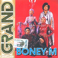 Обложка альбома «Grand Collection. Boney M» (Boney M, 2003)