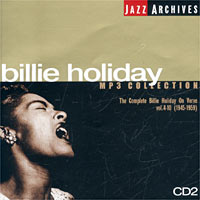 Обложка альбома «Jazz Archives. Billie Holiday. CD 2. MP3 Collection» (Billie Holiday, 2003)