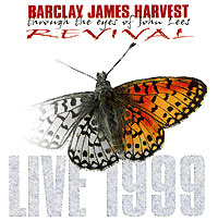 Обложка альбома «Revival. Live 1999» (Barclay James Harvest, 2000)