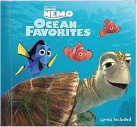 Обложка альбома «Various Artists. Finding Nemo: Ocean Favourites» (2006)