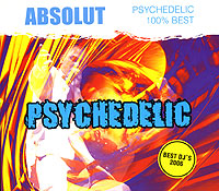 Обложка альбома «Absolut. Psychedelic 100% Best» (2006)