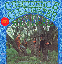 Обложка альбома «Creedence Clearwater Revival» (Creedence Clearwater Revival, 1987)