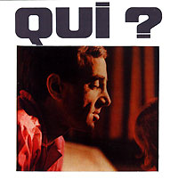 Обложка альбома «Que?» (Charles Aznavour, 1995)