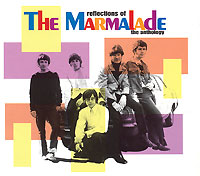 Обложка альбома «The Reflections Of The Marmalade. The Anthology» (The Marmalade, 2001)