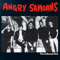 Обложка альбома «The Unboxed Set» (Angry Samoans, 1995)