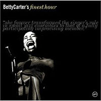 Обложка альбома «Betty Carter's Finest Hour» (Betty Carter, 2006)