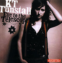 Обложка альбома «Eye To The Teleskope» (KT Tunstall, 2004)