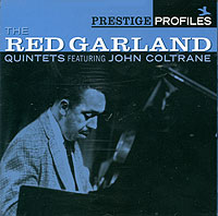 Обложка альбома «Prestige Profiles. The Red Garland Quintets» (Red Garland, 2006)
