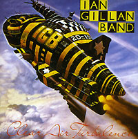 Обложка альбома «Band. Clear Air Turbulence» (Ian Gillan, 1998)